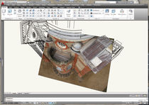 Photogrammetric software / CAD / drawing / measurement