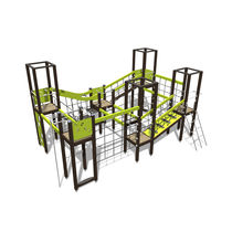 Playground obstacle course