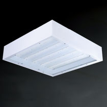 Hanging light fixture / surface-mounted / LED / compact fluorescent