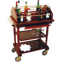 Beverage trolley / wooden