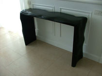 Sideboard table / original design / wooden / rectangular