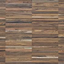 Industrial wood flooring / engineered / glued / lapacho