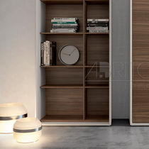 Contemporary bookcase / wooden