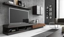 Contemporary TV cabinet / modular / hi-fi / wooden
