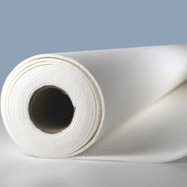 Fiberglass wallcovering / residential / smooth / roll