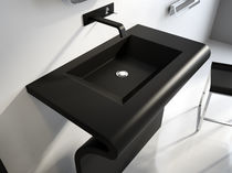 Free-standing washbasin / contemporary