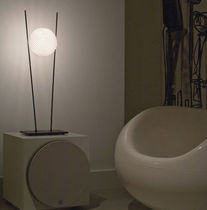 Table lamp / original design / nylon / halogen