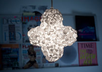 Pendant lamp / original design / nylon / halogen