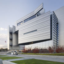 Stainless steel cladding / reflective / panel