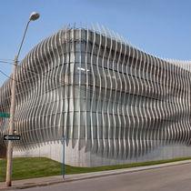 Aluminum cladding / perforated / panel