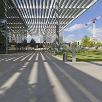 Canopy for commercial buildings / aluminum / commercial