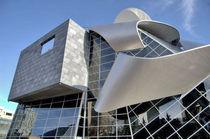 Decorative sheet metal / zinc / for facade cladding / for walls