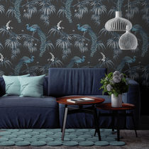 Contemporary wallpaper / PVC / patterned