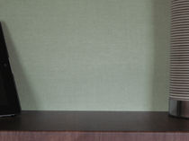 PVC wallcovering / commercial / textured / concrete look