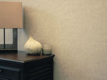 PVC wallcovering / commercial / textured / fabric look