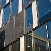 Aluminum solar shading / facade