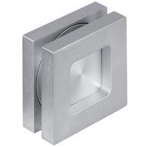 Sliding door handle / aluminum / contemporary