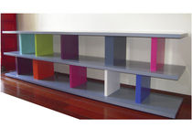 Contemporary TV cabinet / custom / hi-fi / MDF