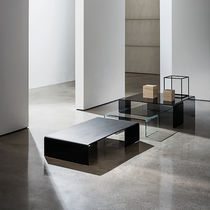 Contemporary coffee table / glass / rectangular / by Studio Lievore Altherr Molina