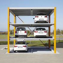 Platform parking system