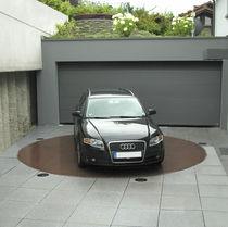 Rotating parking platform / hydraulic / electric