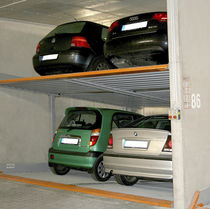 Platform parking system / lift