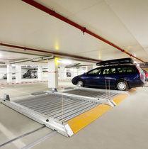 Sliding parking platform / hydraulic / electric