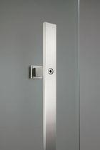 Door pull handle / metal / contemporary