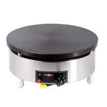 Commercial crepe maker / gas