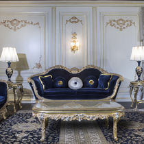 Classic sofa / fabric / contract / for hotels