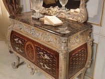 Louis XV style sideboard / wooden