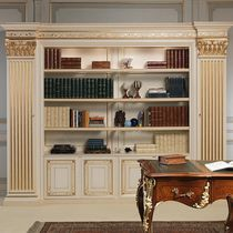 Classic bookcase / wooden