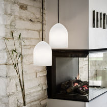 Pendant lamp / contemporary / polycarbonate / silicone