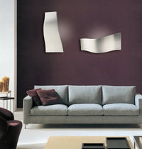 Contemporary wall light / curved / Aircoral® / LED