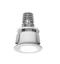 Recessed ceiling spotlight / recessed wall / indoor / LED
