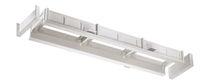 Recessed ceiling light fixture / compact fluorescent / halogen / HID