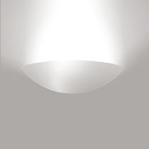 Contemporary wall light / metal
