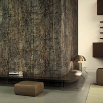 Contemporary wallpaper / vinyl / nature pattern / wood look