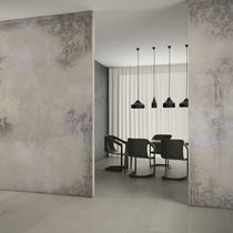 Contemporary wallpaper / vinyl / animal motif