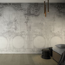 Contemporary wallpaper / vinyl / patterned