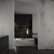 Contemporary wallpaper / vinyl / patterned / concrete look