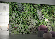 Contemporary wallpaper / vinyl / nature pattern