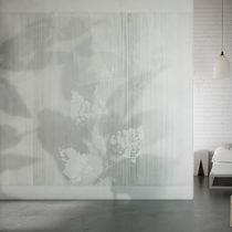 Contemporary wallpaper / vinyl / floral / washable