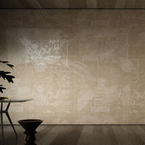 Contemporary wallpaper / vinyl / patterned / washable