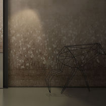 Vinyl wallcovering / residential / commercial / textured
