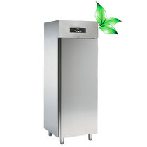 Commercial refrigerator / upright / stainless steel
