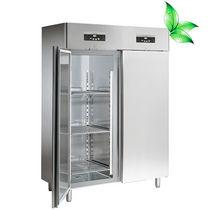 Professional refrigerator / upright / glazed
