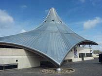 Zinc roofing / waterproof