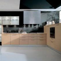 Contemporary kitchen / wooden