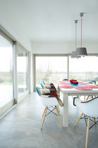 Pendant lamp / Scandinavian design / felt / LED